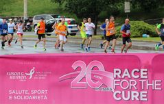 Race for The Cure 2019 Italy Rome