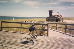 Race Point lifesaving station at Cape Cod