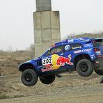 Race Touareg 3    -jump-