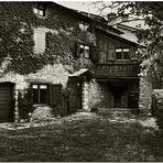 Racó de pau al Pirineu