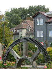 Rad der Weidenmühle