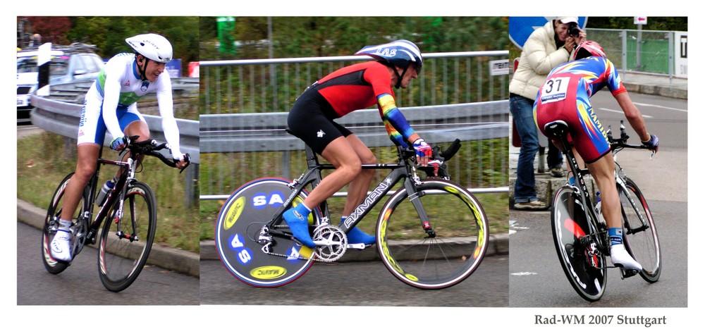 Rad-WM 2007 in Stuttgart