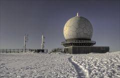 Radarkuppel Wasserkuppe