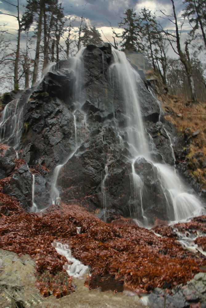Radau-Wasserfall