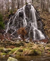Radau Wasserfall im Harz