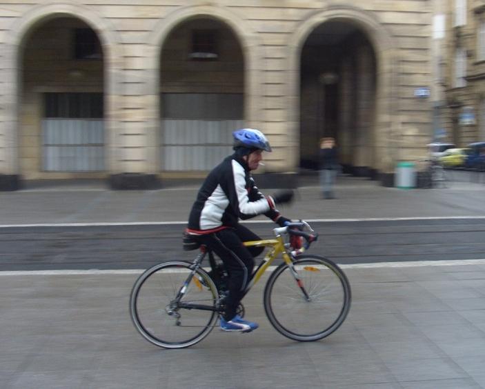 Radfahren hält jung! (Reload von Radfahren ist gesund!)