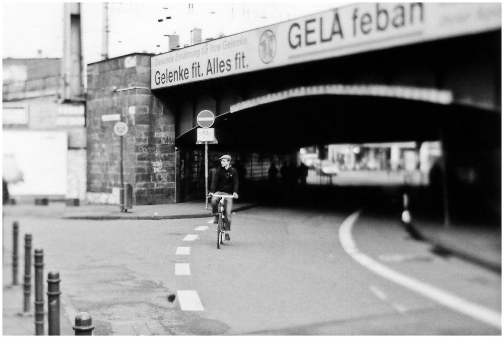 Radfahren ist gut für die Gelenke