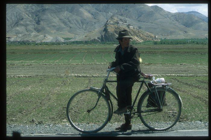 Radfahrer / cyclist