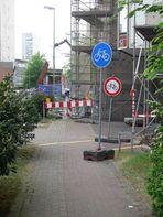 Radfahrer, kommst Du nach Essen... (1)
