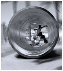 ..radial effect..