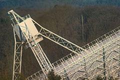 Radioteleskop Effelsberg IV - die Spitze