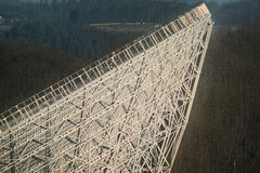 Radioteleskop Effelsberg V - Ende des Zyklus