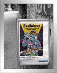 Radler in Kreuzberg......ein Thema für sich!