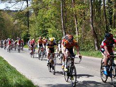 Radrennen - Rund um Frankfurt