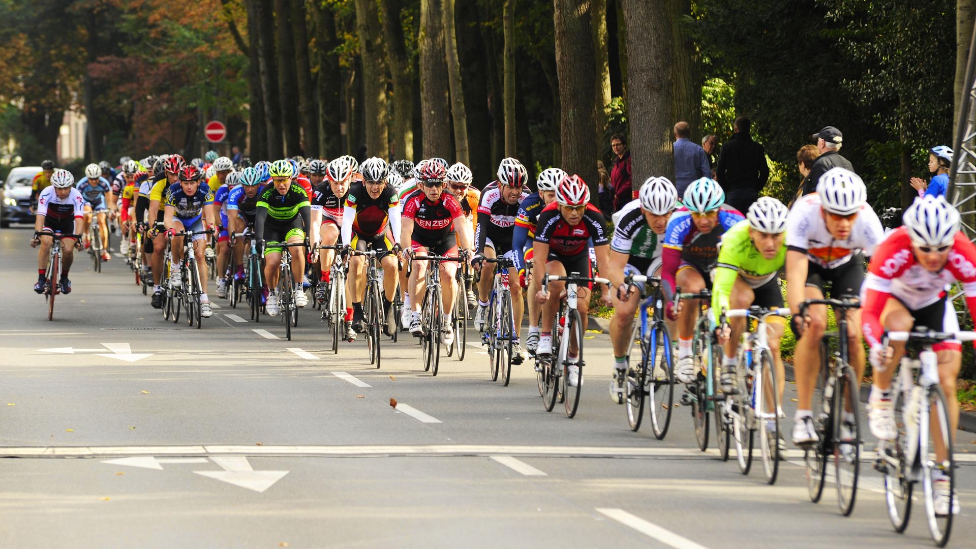 Radrennen Straßenrennen 02