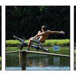 Radrennen über Wasser 2009/1
