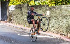 Radtour durch Saint-Pierre