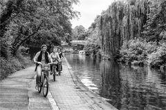 Radtour in London