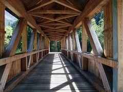 Radwegbrücke