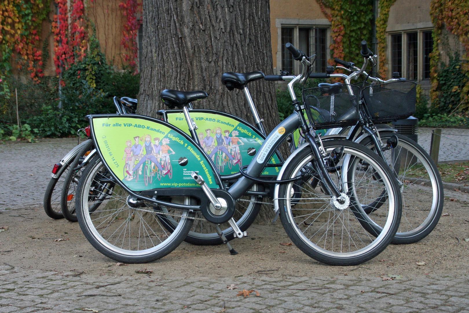 Räder für ViP
