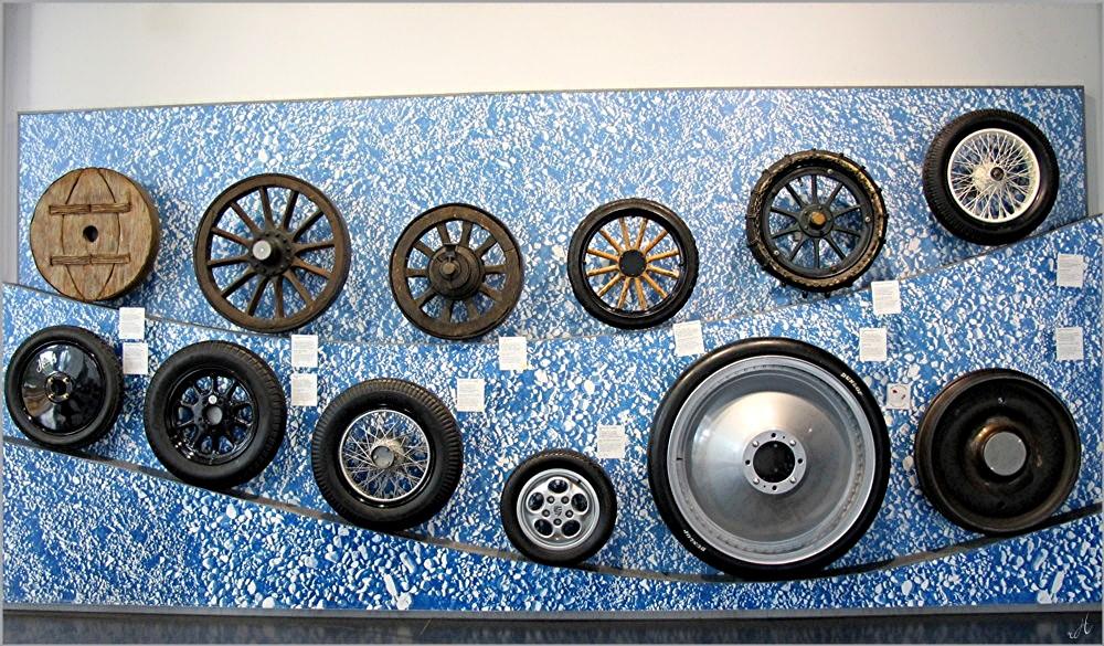 Räder und Reifen