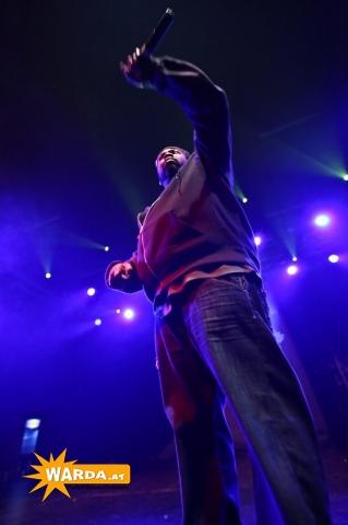 Raekwon live Vienna @ arena