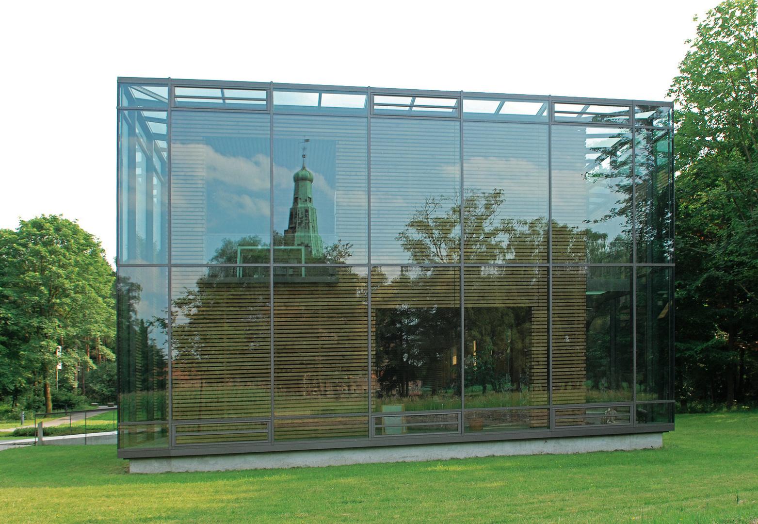 Raesfeld Informationszentrum Tiergarten