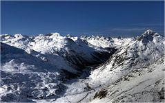 Rätische Alpen