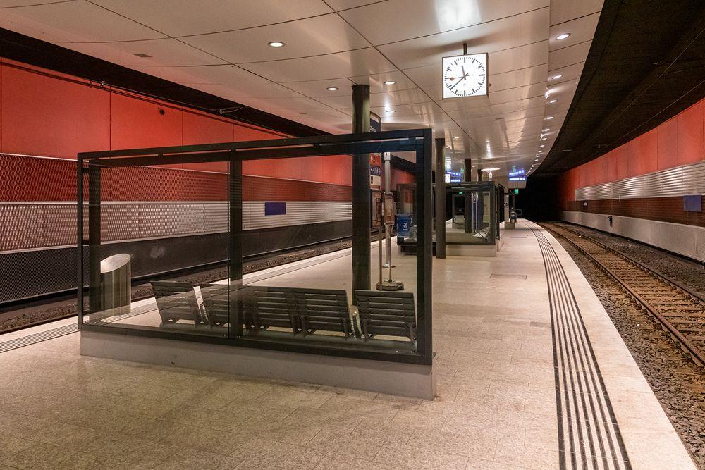 Rätsel-Bahnhof