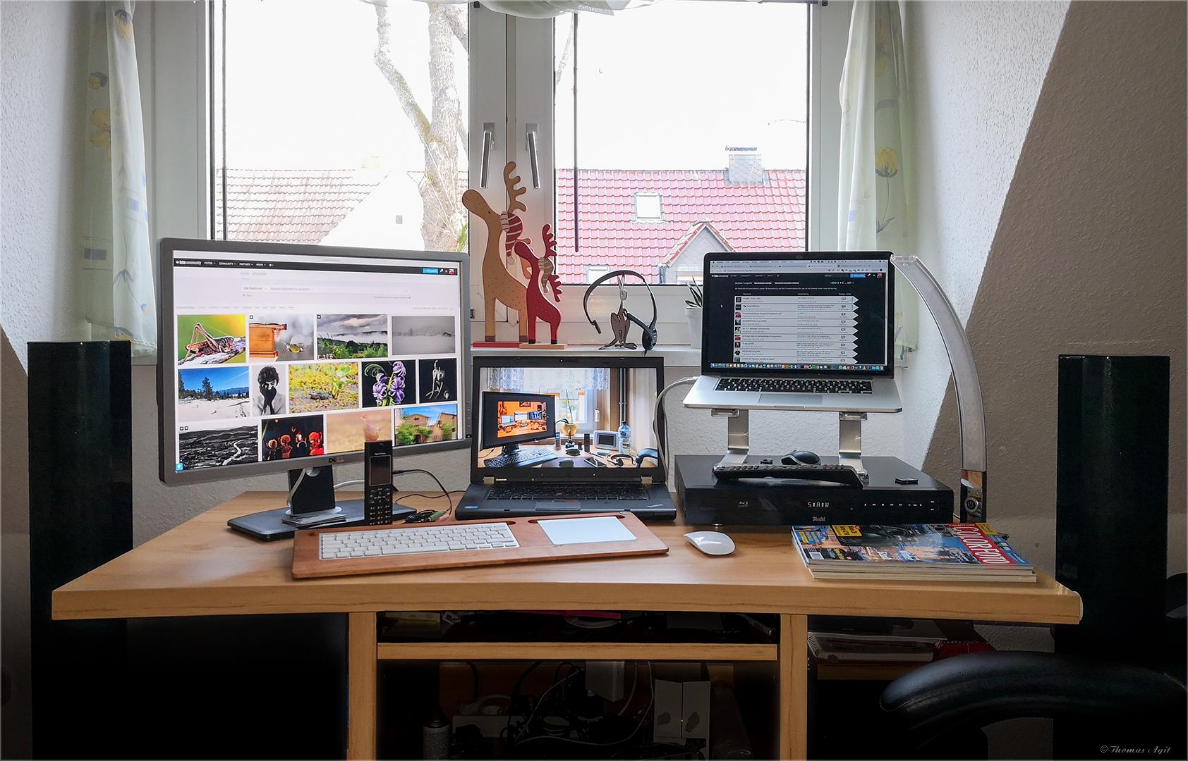 Räume Deinen Schreibtisch auf...#2
