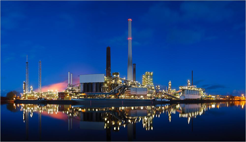 Raffinerie Emsland