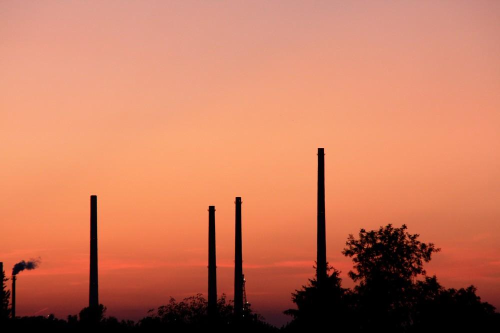 Raffinerie Karlsruhe