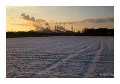 Rafinerie und Kraftwerk Scholven