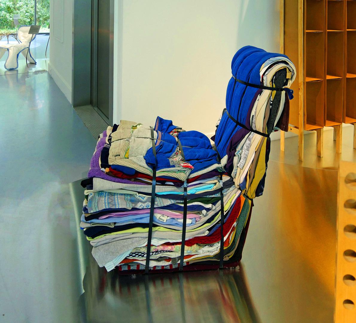 """"""" Rag Chair """""""