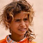 ragazzina beduina