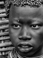 ragazzo Hamer (Etiopia)