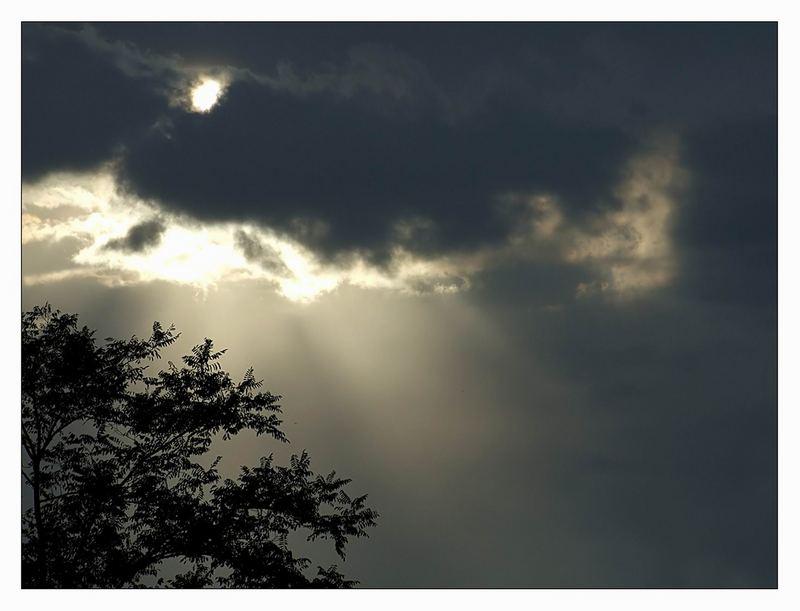 Raggi di sole dopo la tempesta
