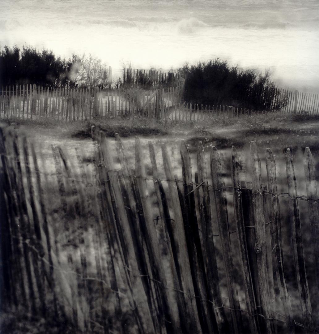 Rahmen # 5 Stakett doppelbelichtung Foto & Bild | art, natur ...
