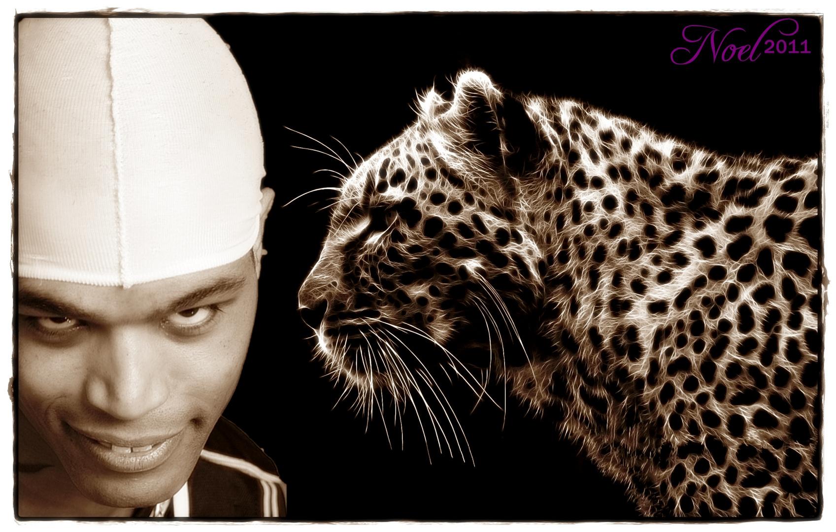Raiden vs.an Leopard...