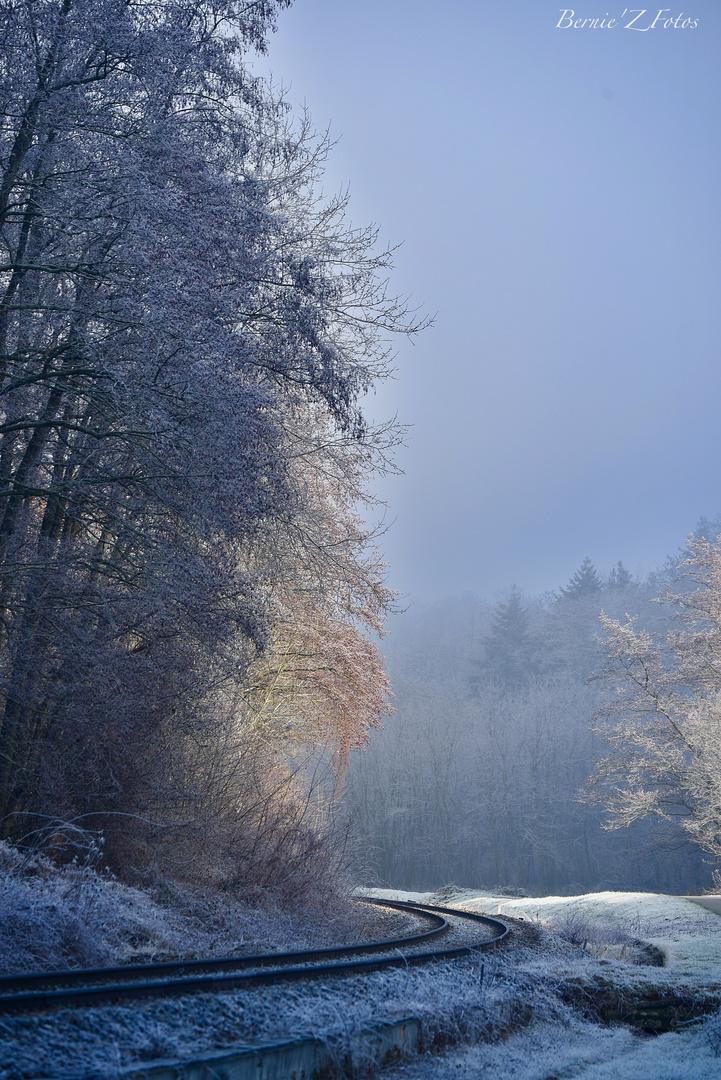 Rail d'hiver