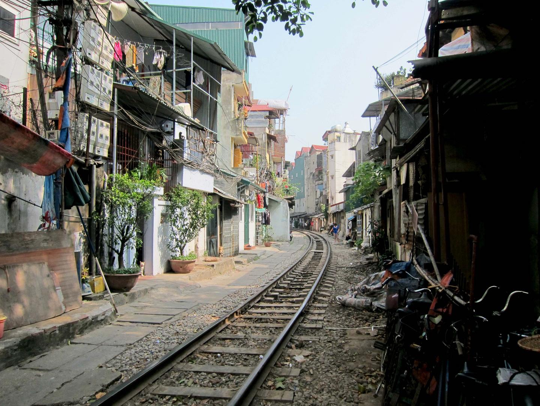Rail Lines