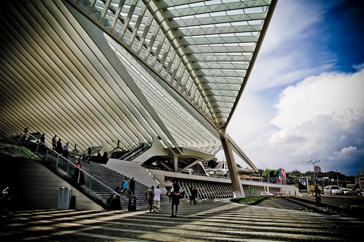 rail-station Luik