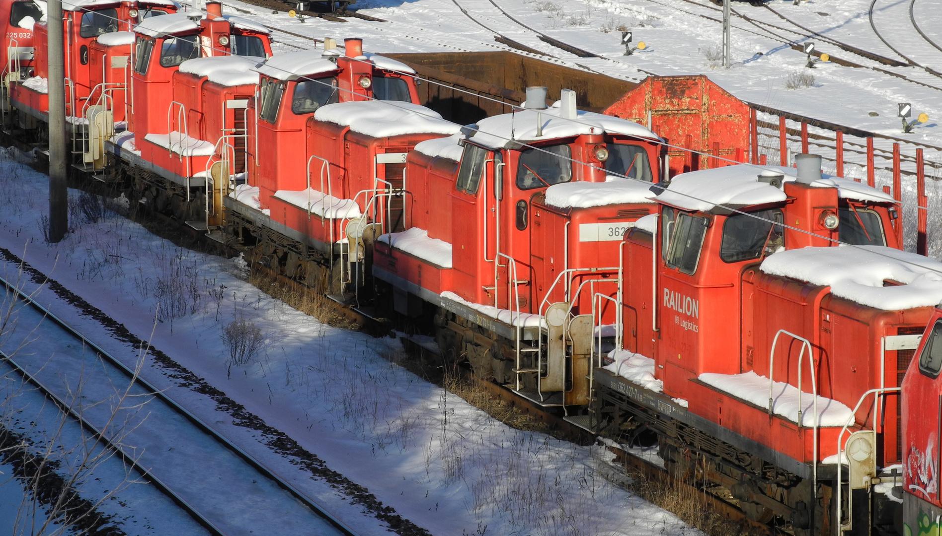 RAILION Logistics