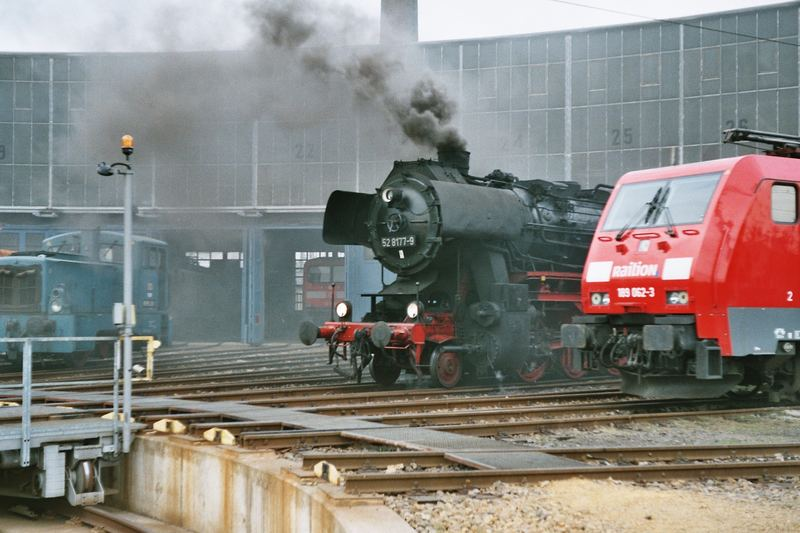 Railion trifft Reichsbahn