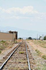 Railroad to nowhere, Colorado
