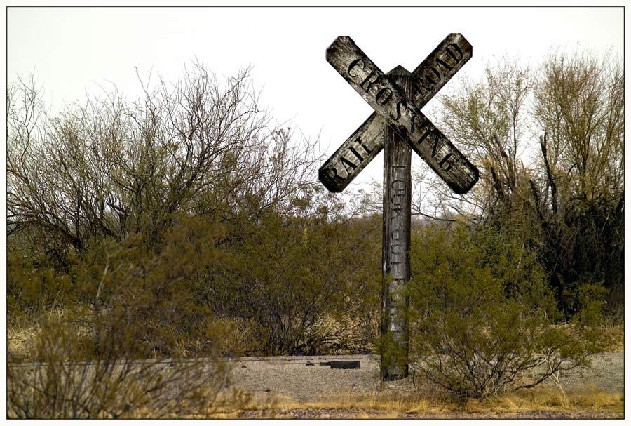 Railrod Crossing ...