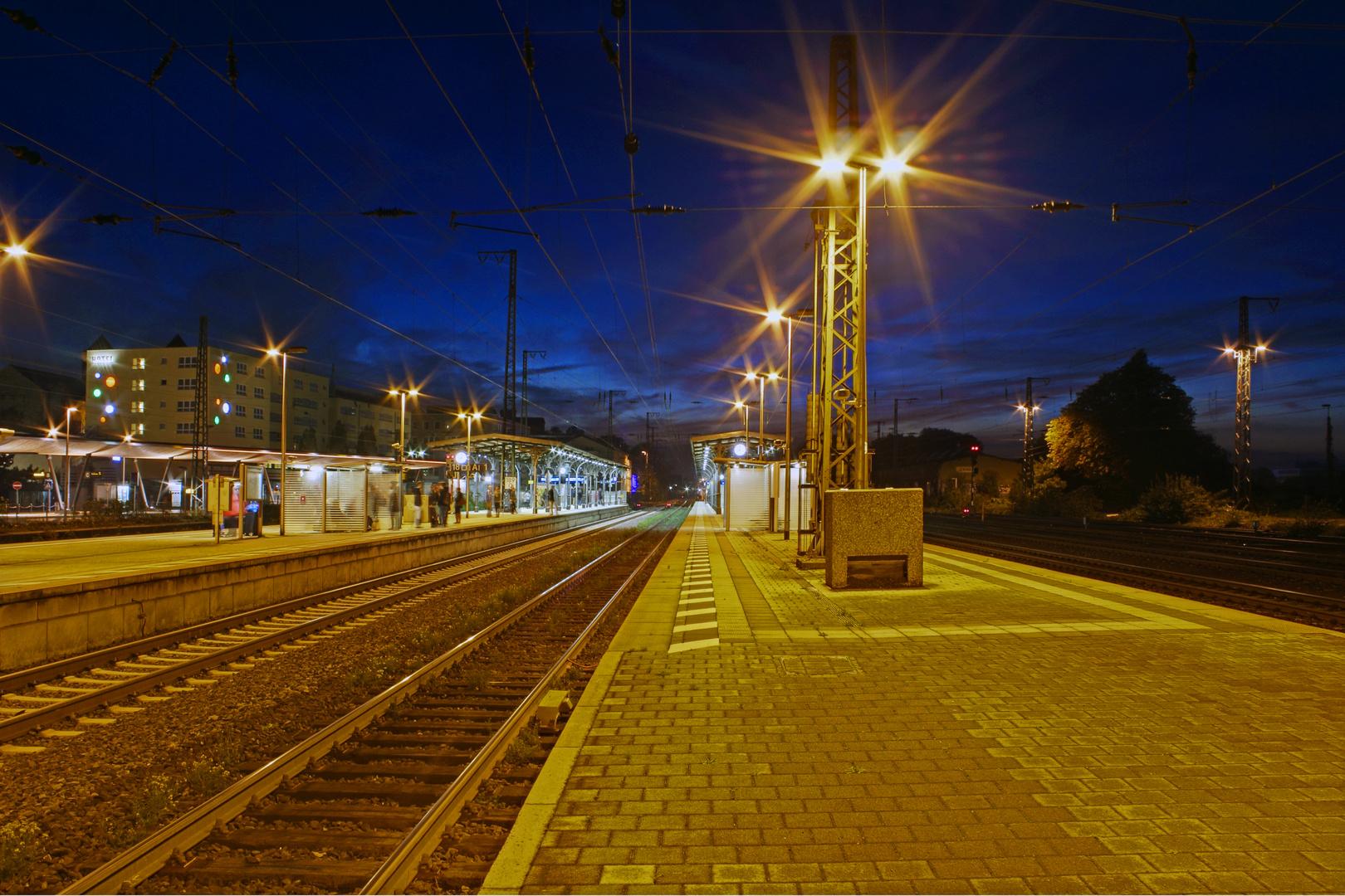 Railstation Unna