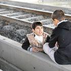railway and chldrens