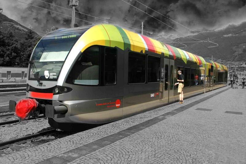 Railway-Bolzano