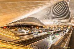 Railway Station - Bahnhof Liège-Guillemins
